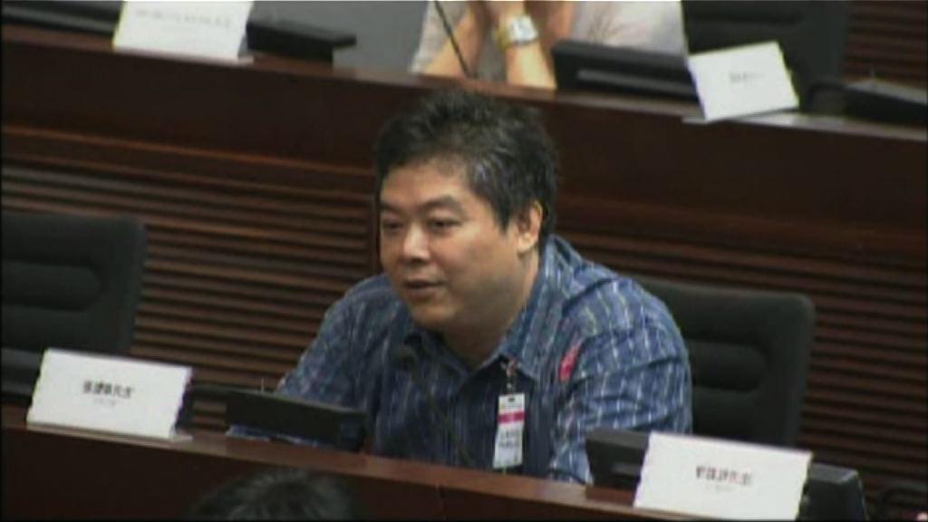 殘疾院舍前院長張健華涉非禮案被檢控