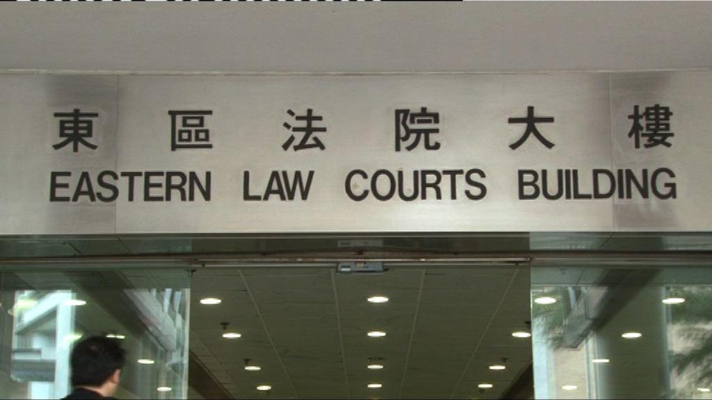 涉刀指嚇法官男子申保釋再被拒