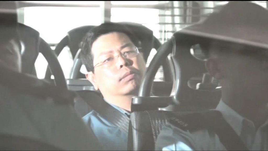林子健被控誤導警員准保釋 下月中再提堂