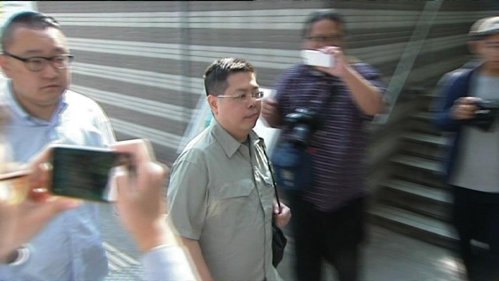 林子健涉誤導警員案押後至12月
