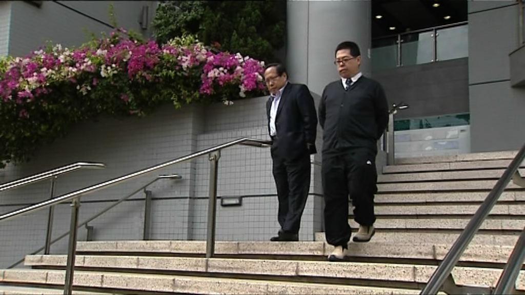 林子健否認虛報罪 案件押後預審