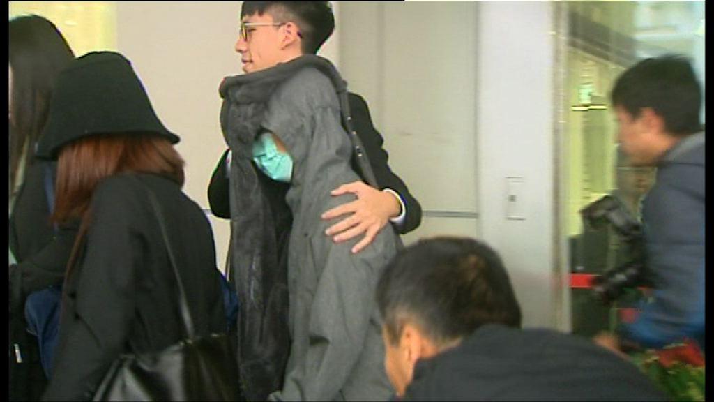 立會外爆炸案五被告准保釋 明年二月再訊