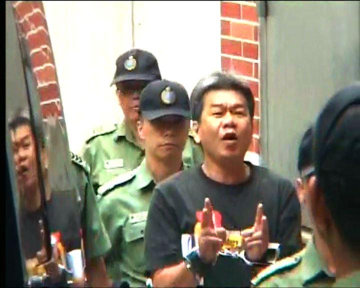 梁國雄保釋被拒 會申請離獄參與立會