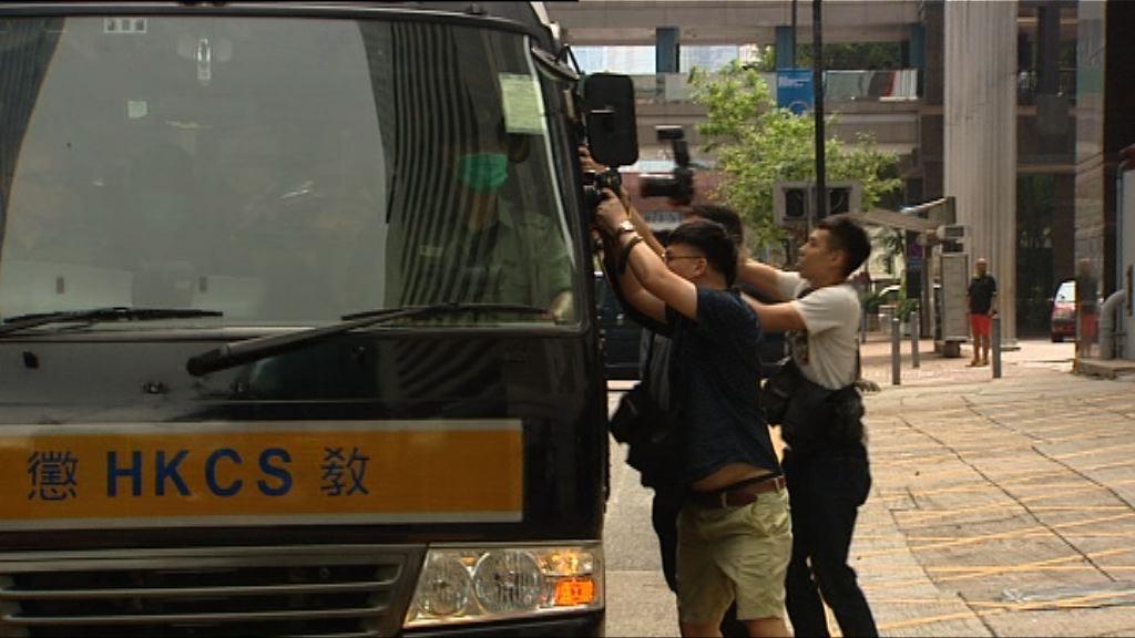 旺角騷亂被告囚4年9個月 官勸年輕人勿以身試法