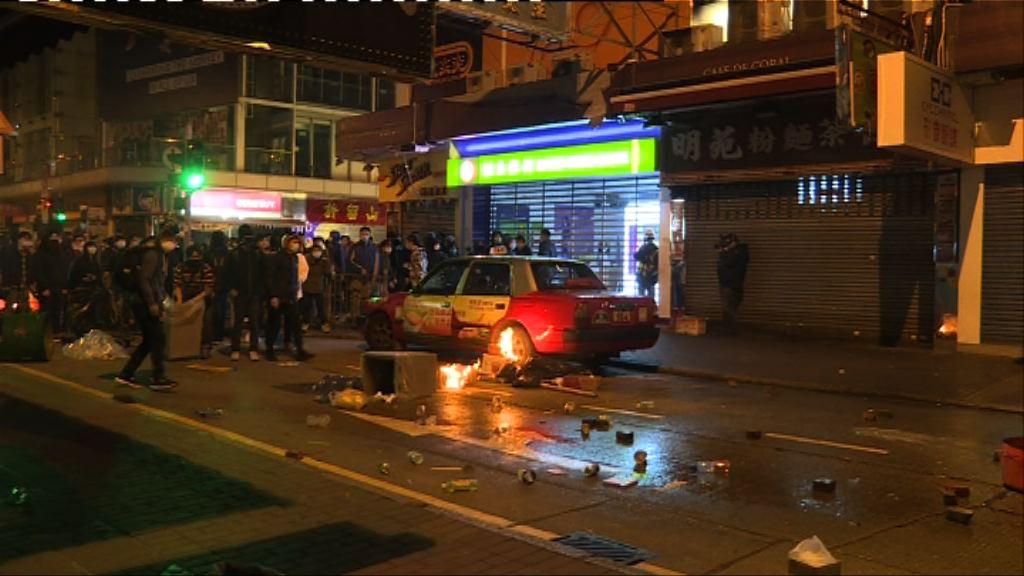 旺角騷亂男子暴動及縱火罪成 下周一判刑