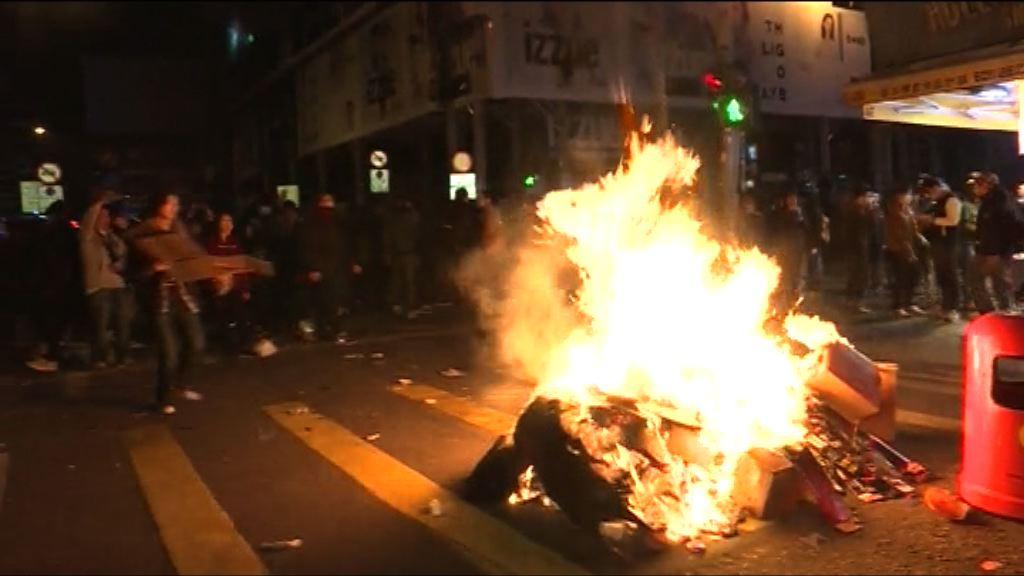 旺角騷亂一被告被加控襲擊罪