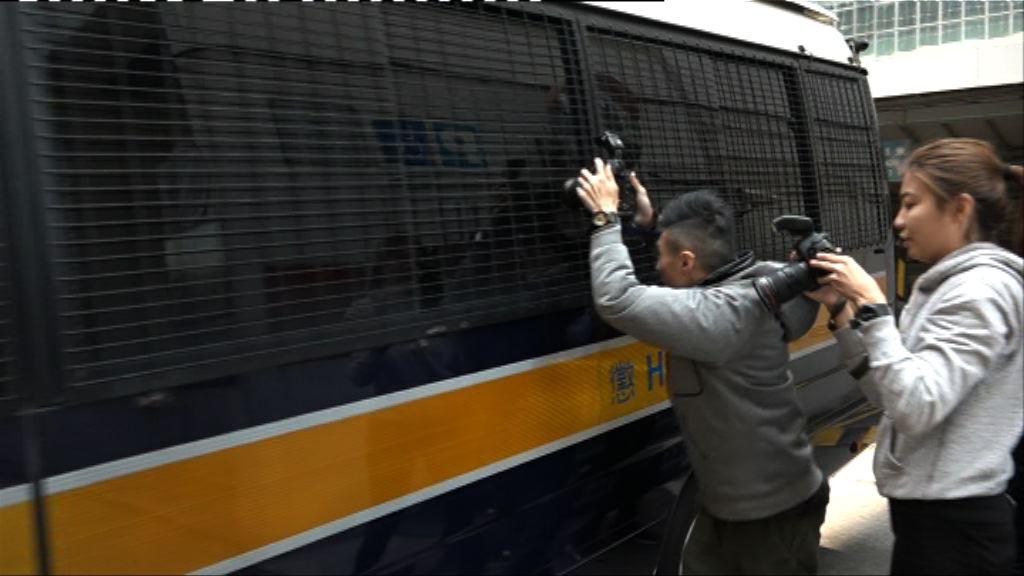 旺角騷亂26歲男子認暴動罪 辯方同意判監但冀減刑