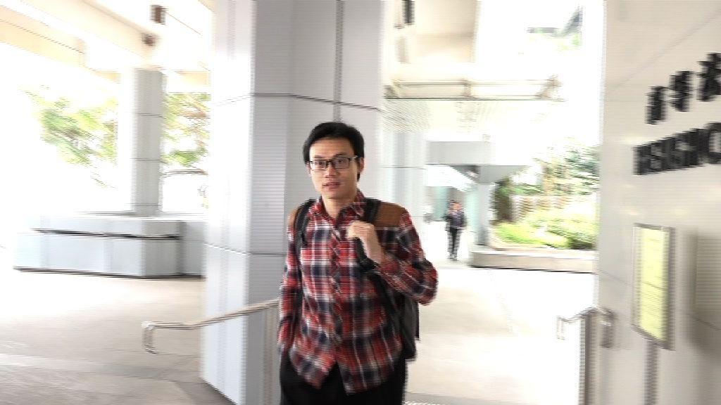 陳柏洋襲警及拒捕上訴被駁回 即時再監禁