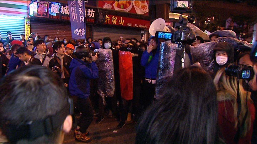 旺角騷亂 辯方:梁天琦無說過任何煽動說話