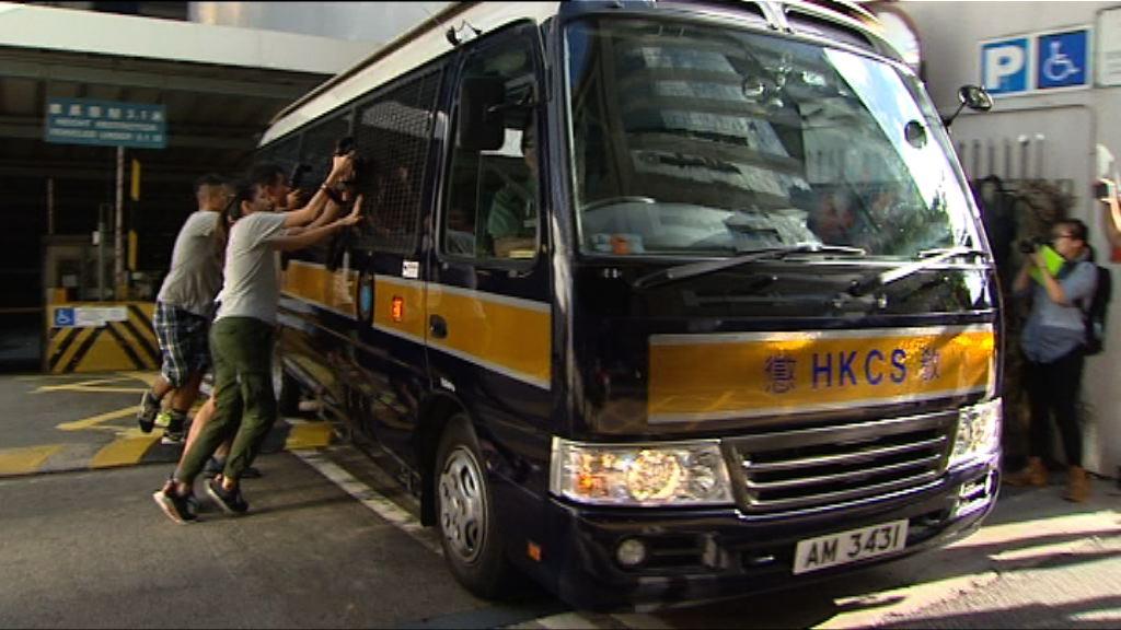 旺角騷亂案 法官:示威者破壞社會安寧