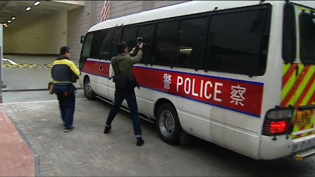 荃灣空姐被殺案男疑兇提堂