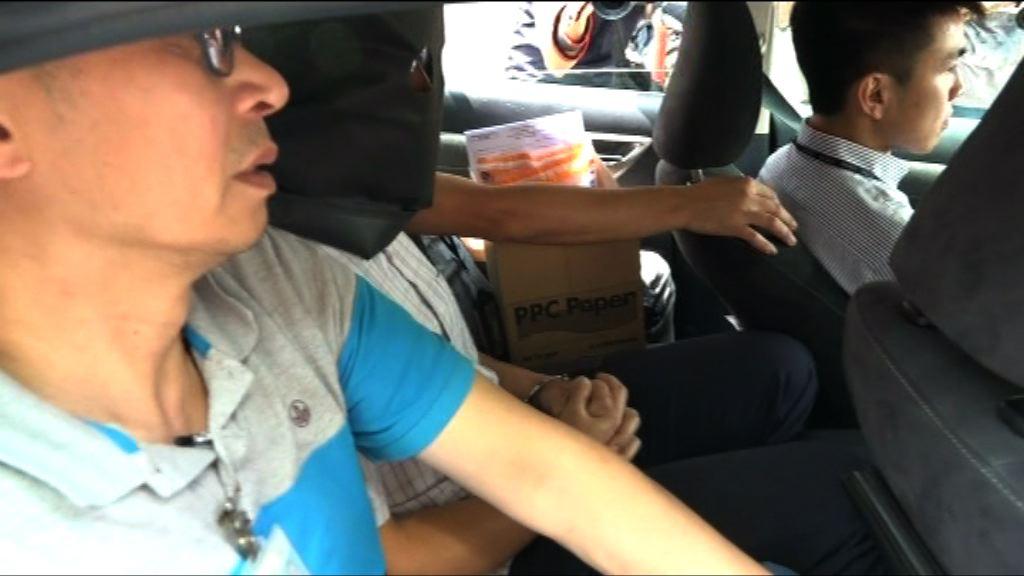 兩年前母女車內中毒身亡 死者丈夫涉謀殺被捕
