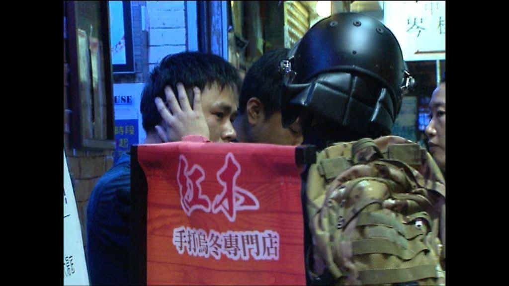 本台工程李小龍向政府索償進行審核聆訊