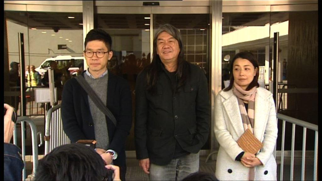 議員宣誓覆核案押後至3月聆訊
