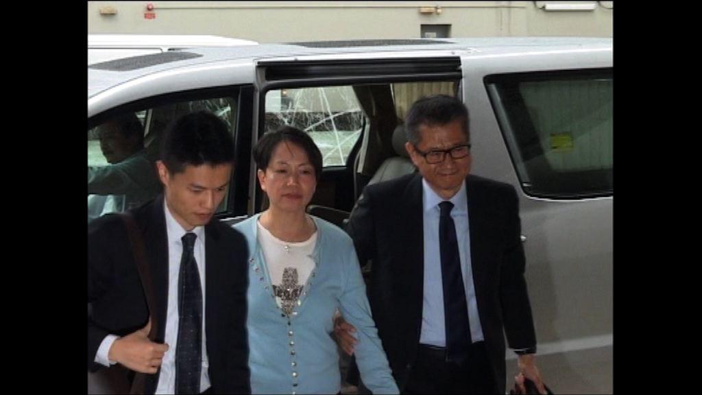 陳茂波誹謗案須重審 上訴庭頒令作廢