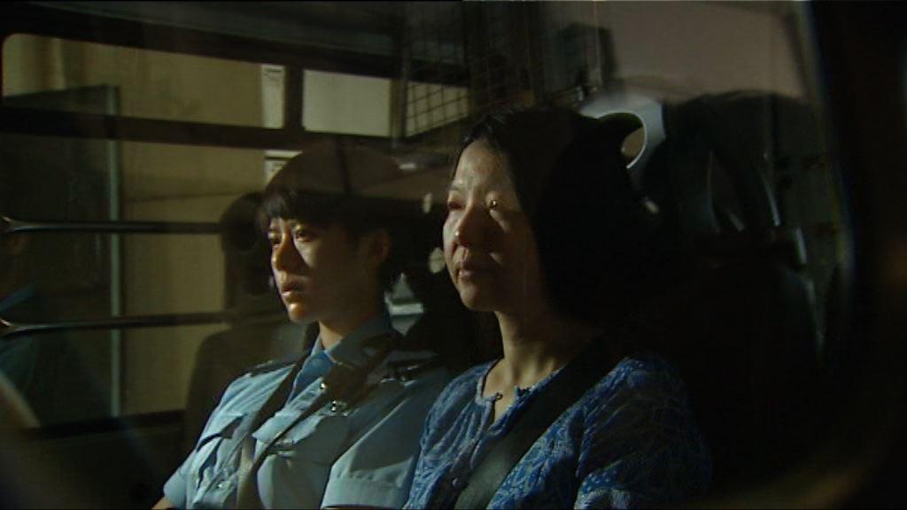 被判囚七日 唐琳玲︰法庭裁決非常差和主觀