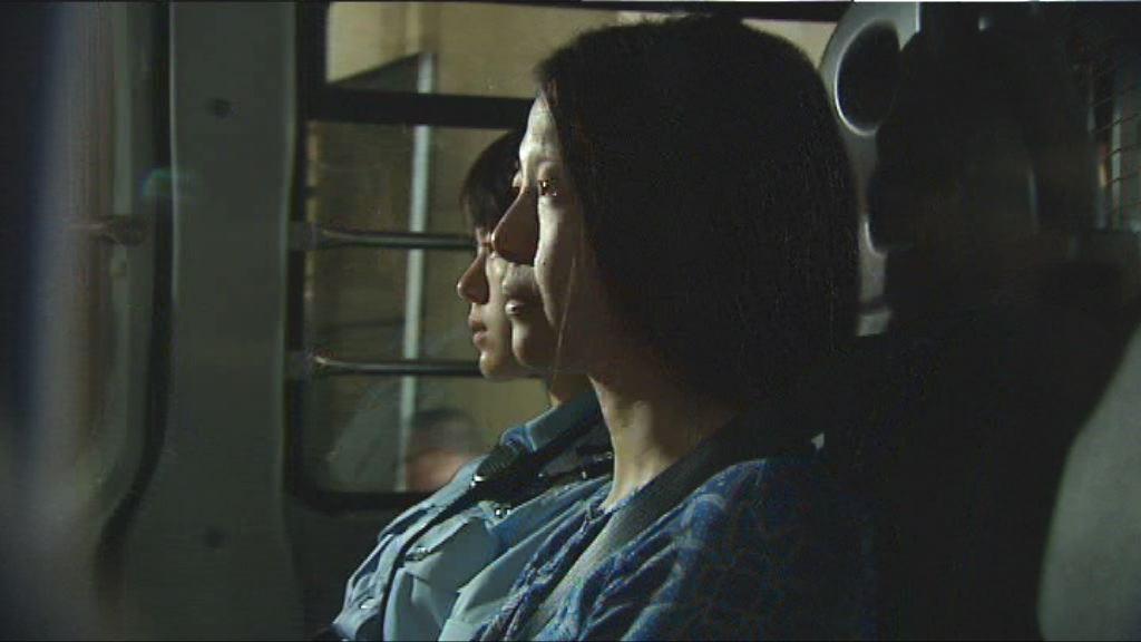 庭內拍照女子涉藐視法庭案開審