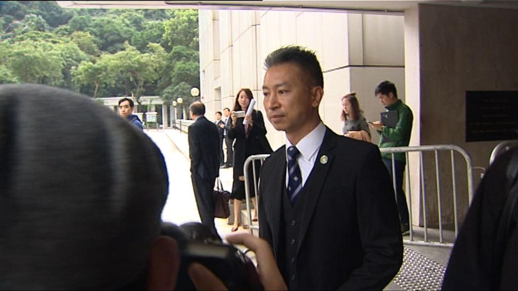 七警案上訴 副庭長:判刑是否明顯過重可爭論