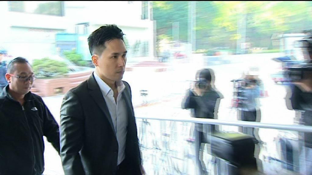 七警案次被告劉卓毅上訴許可開審
