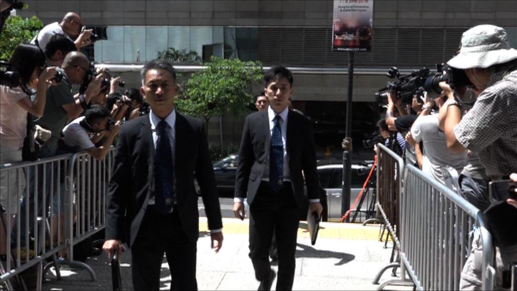 七警案 首被告求情望法庭從輕發落