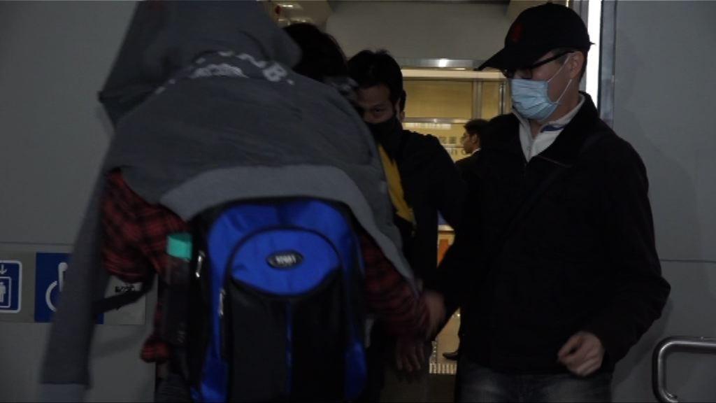 旺角騷亂案開審 控方指當晚有人衝擊警方防線