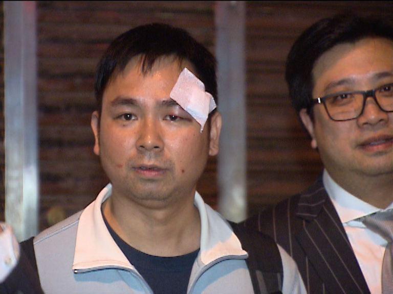 本台工程李小龍申請私人檢控
