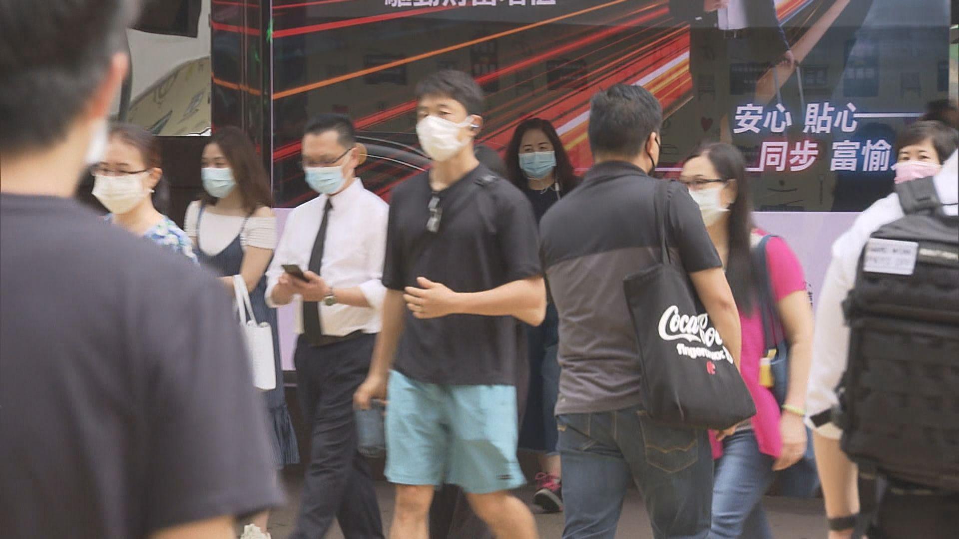 加拿大總領事館:未實施任何從香港撤走公民計劃