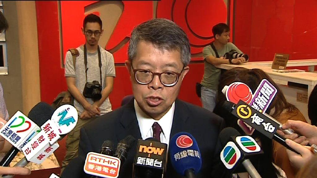 吳天海:自年初已有180名員工自然流失