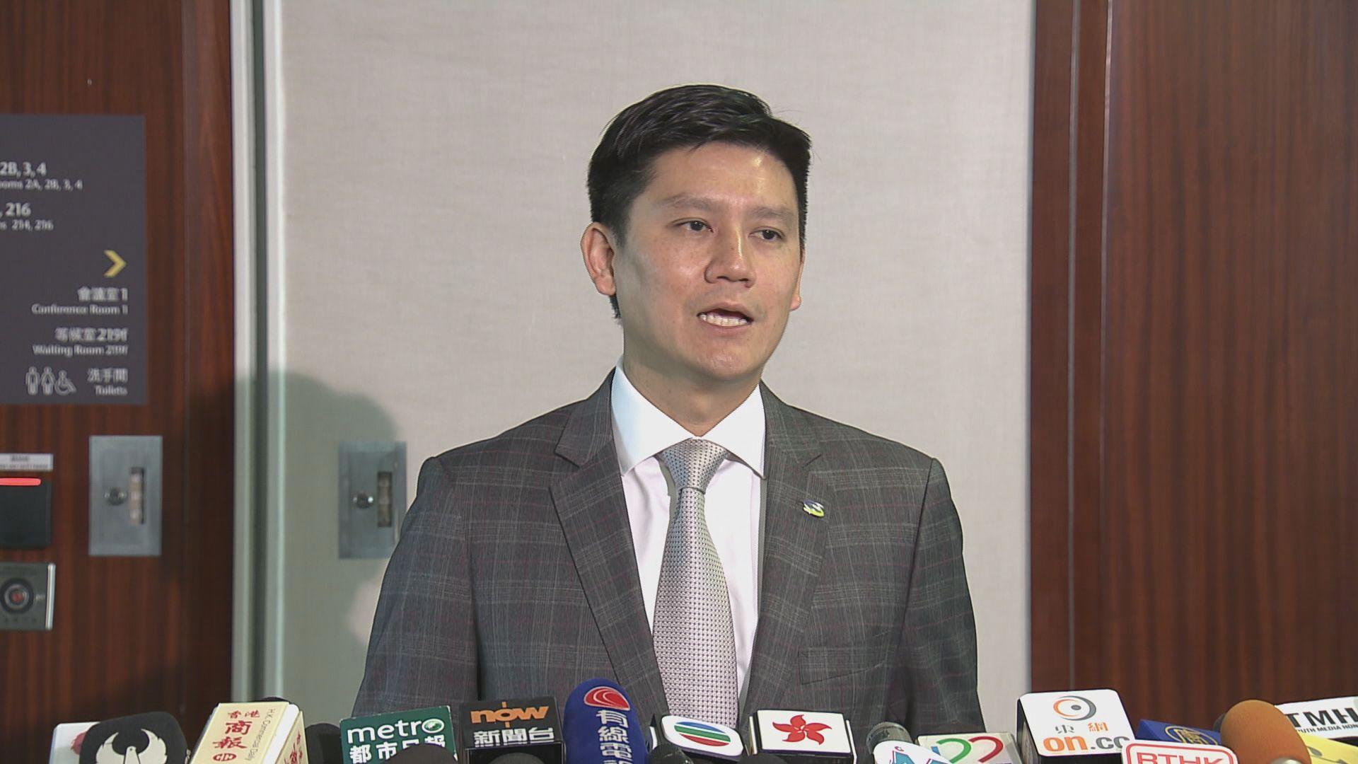 譚文豪:民航處空管系統再出故障是不能接受