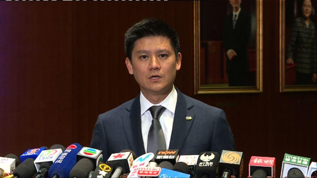 譚文豪批民航處最新解釋未能釋除公眾疑慮