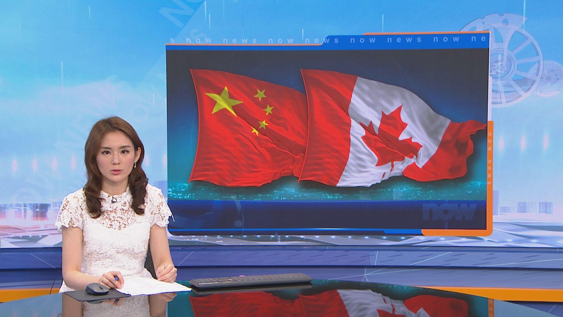 杜魯多再批中國為政治目的肆意拘留