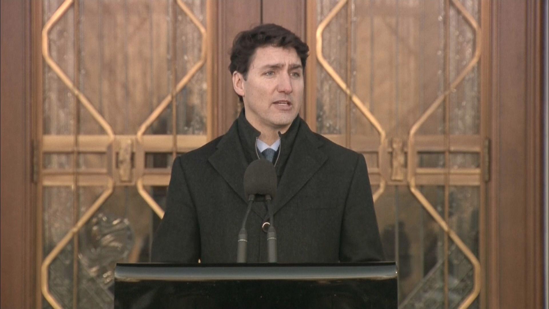 加拿大透過國際力量向中國施壓