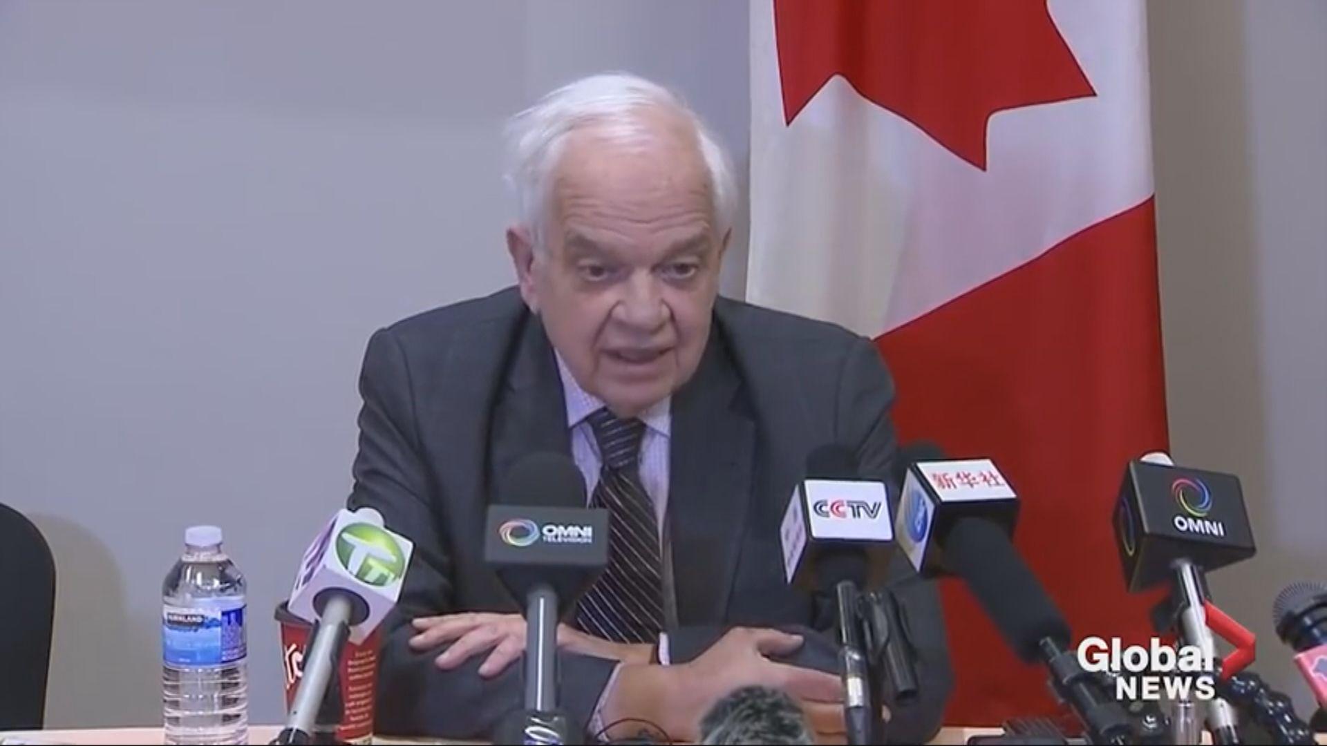 麥家廉:孟晚舟被捕影響加拿大及中國關係