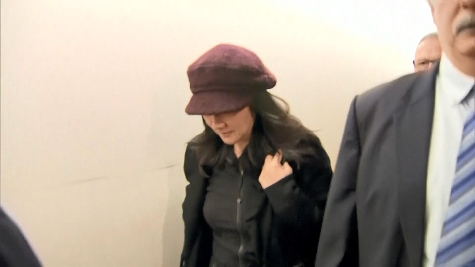 孟晚舟律師促加拿大撤銷引渡聆訊程序
