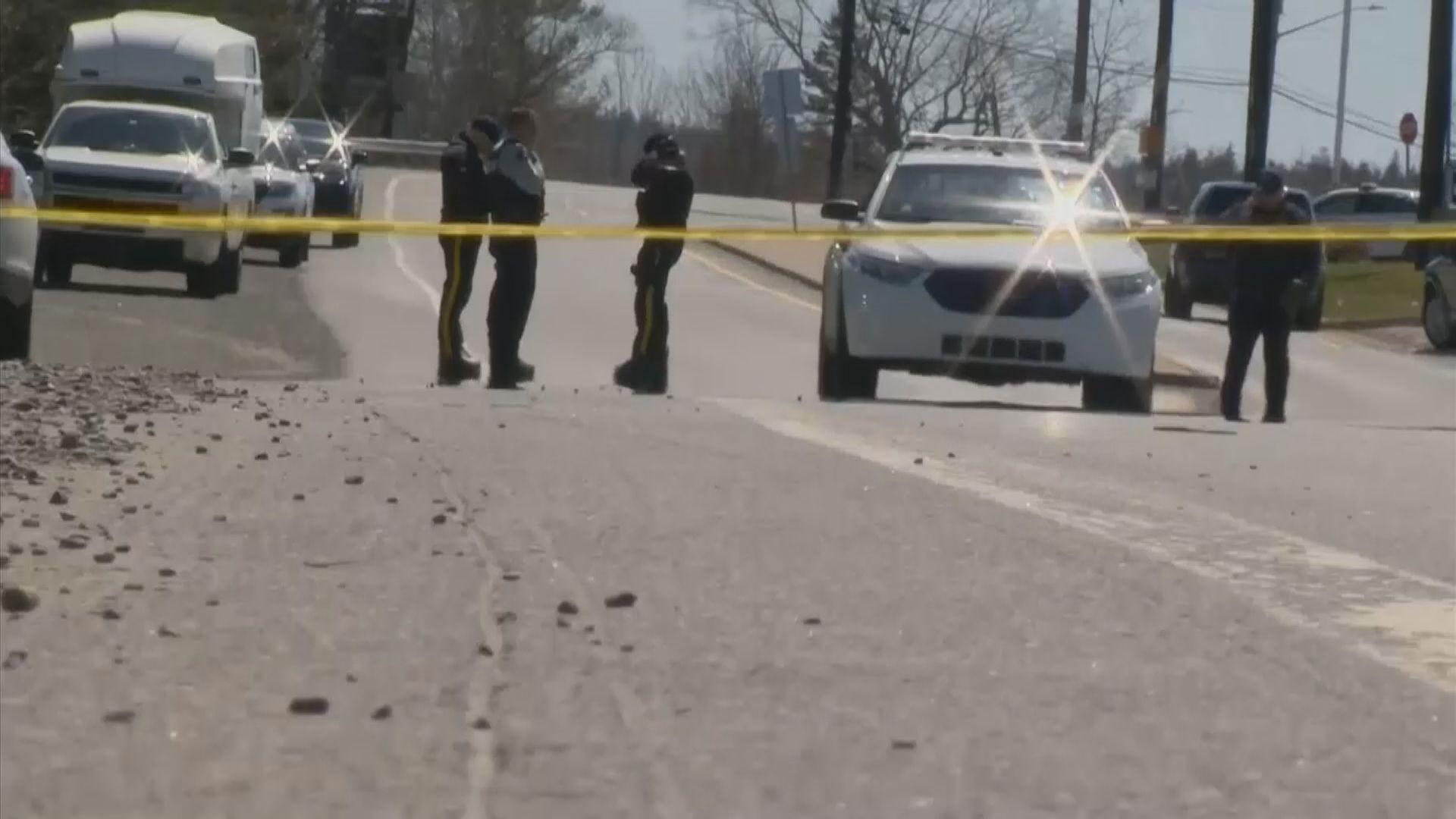 加拿大連環槍擊案釀17死 槍手曾扮警察於多處施襲
