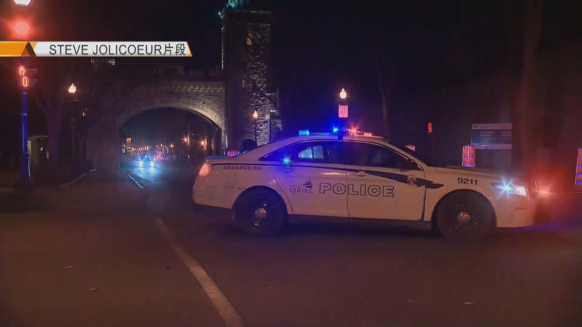 加拿大魁北克兩死五傷襲擊案 警拘一男子