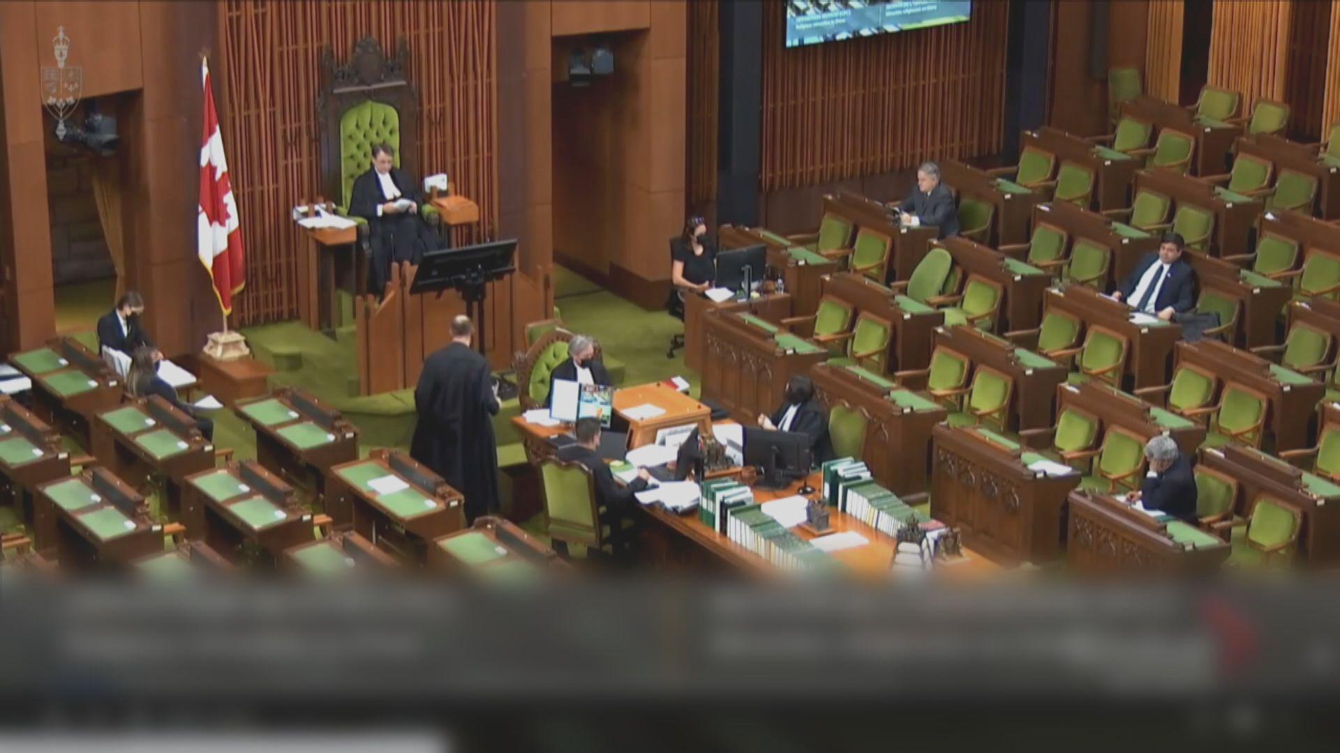 加國眾議院通過動議促宣布中國種族滅絕新疆維吾爾人 中國駐加使館嚴厲譴責