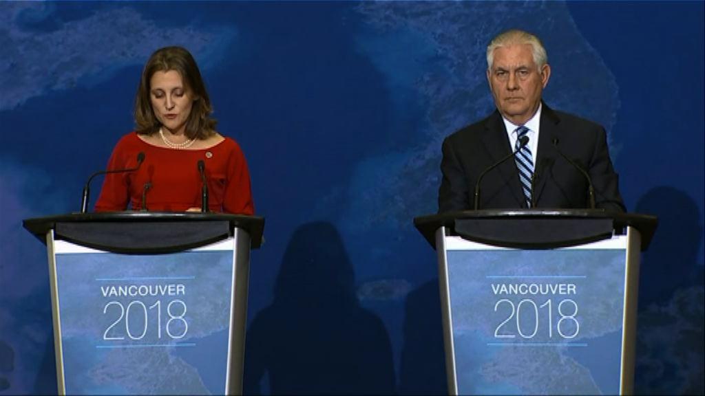 二十國同意加強向北韓施壓 支持兩韓會談