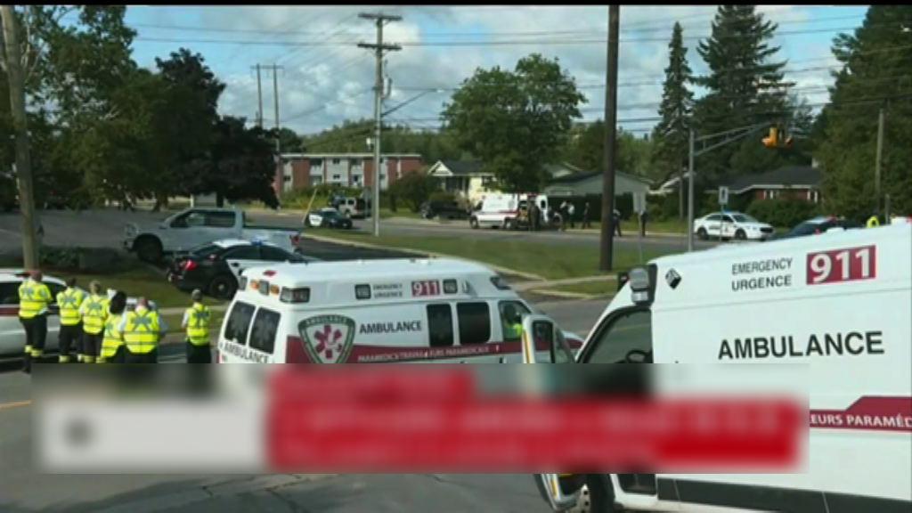 加拿大東部城市槍擊案至少四死