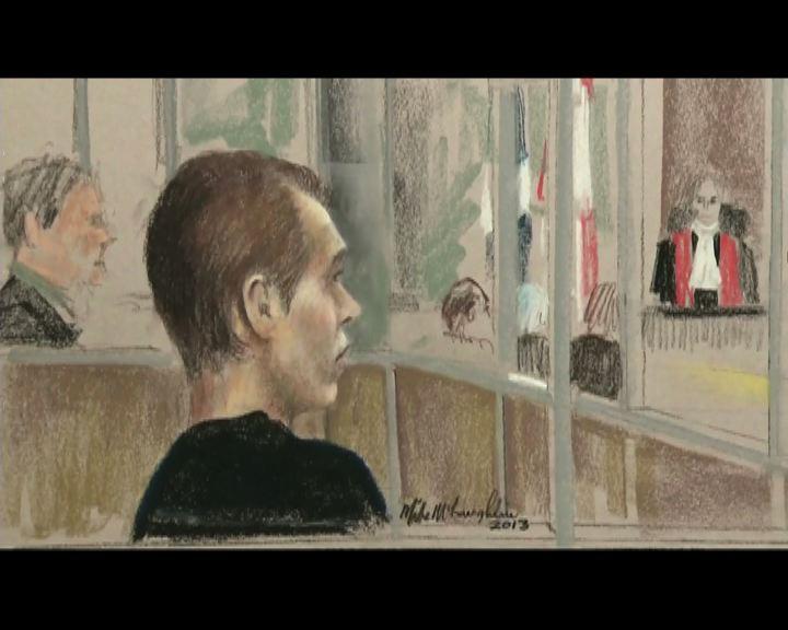 加拿大謀殺肢解案被告判囚終身