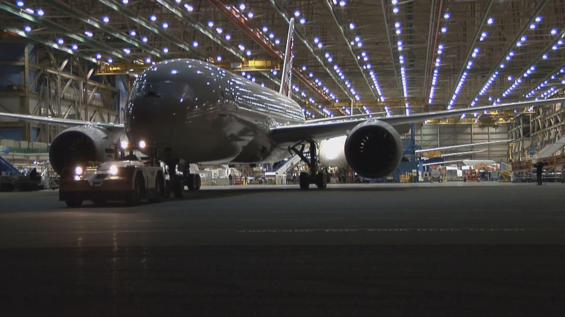 加拿大解除波音737 MAX客機禁飛令