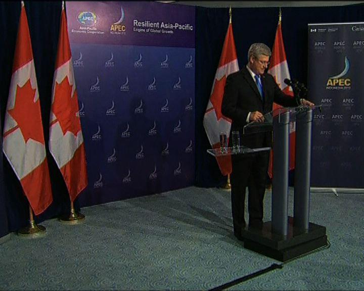 加拿大禁中國新聞機構隨行北極