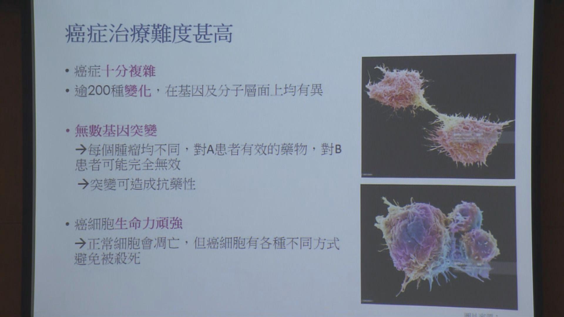 防癌會:免疫治療誤解多 癌症患者錯過治療黃金期