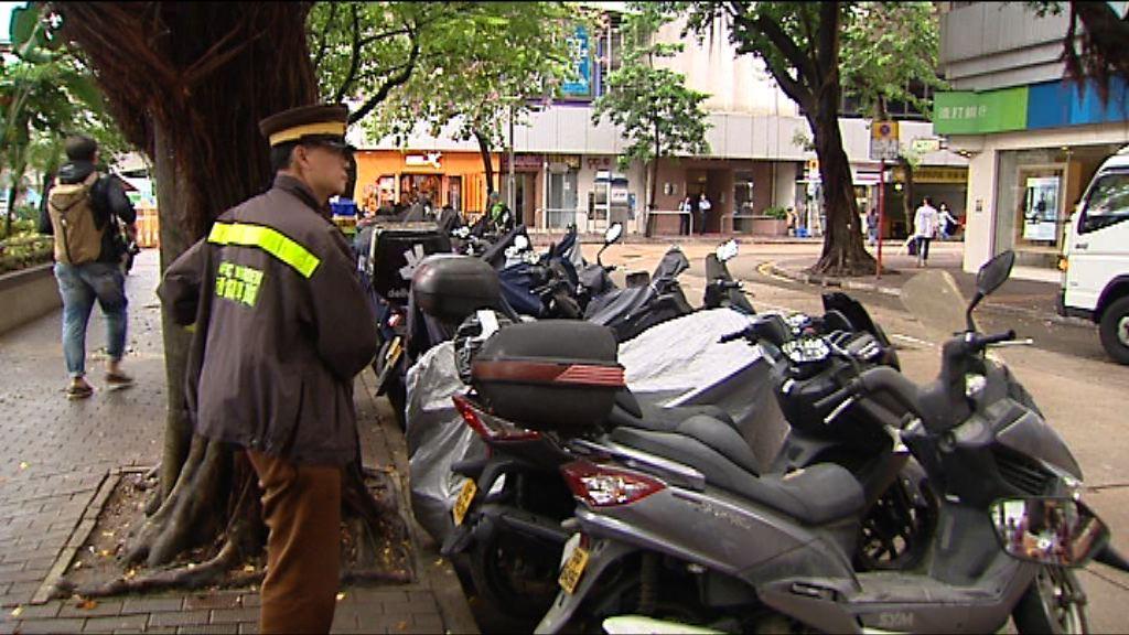 政府建議提高交通違例定額罰款