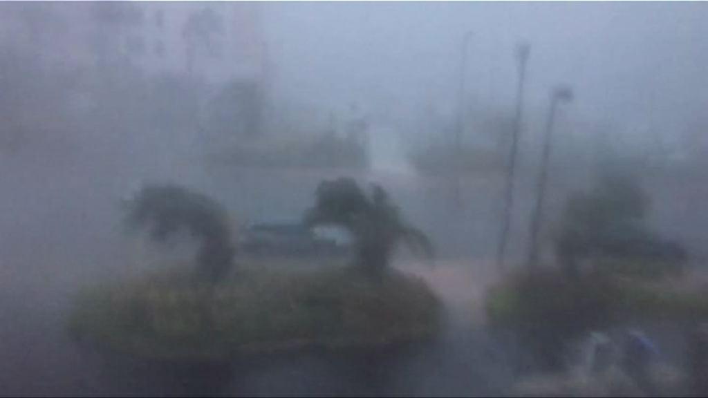 颶風瑪麗亞登陸波多黎各