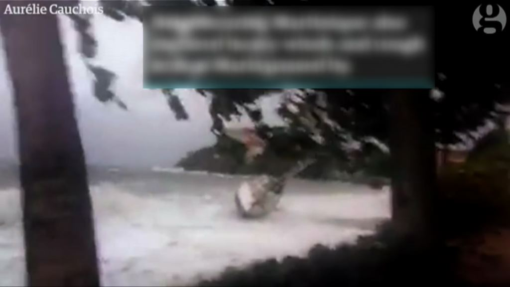 再有颶風吹襲加勒比海島嶼