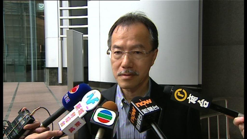 林鄭月娥與張超雄會面討論民生政策