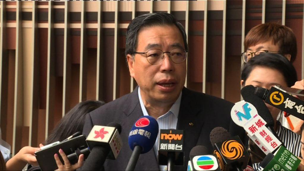 梁君彥:歡迎林鄭到立法會回應質詢