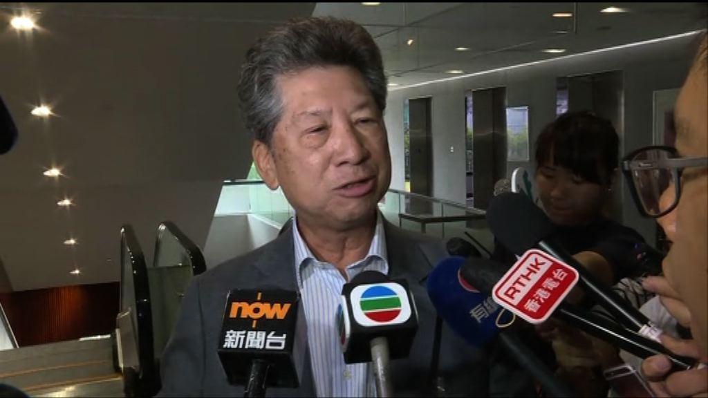 湯家驊:林鄭改變發言位置是尊重立法會