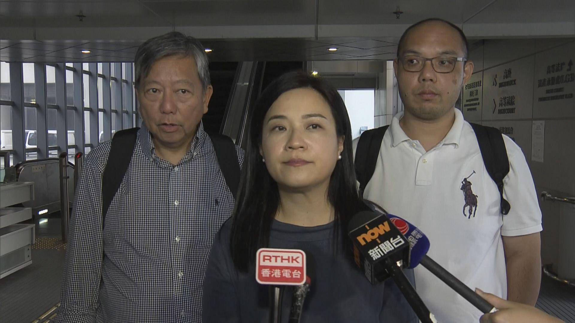 職工盟就周三國泰城集會提上訴被駁回